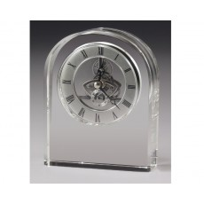 03. Crystal Skeleton Desk Clock