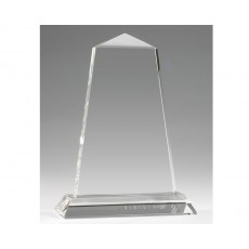 Clear Crystal Tower Award