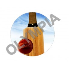 Cricket Acrylic Button