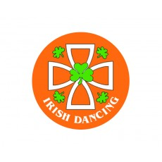 Dance - Irish Acrylic Button