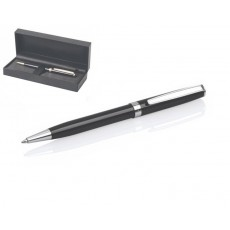 08. Derofe Connoisseur - Black CT Ballpoint Pen