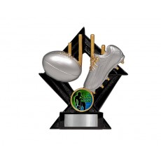 AFL Diamond Resin Trophy
