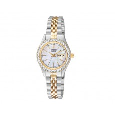 02. Citizen Two Tone Ladies Watch, Swarovksi® crystal