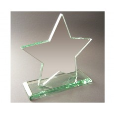 72. Medium Star Glass Award