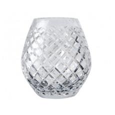 Crystal Lucenec Vase, 20cm