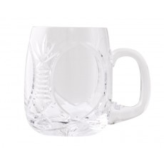 02. Crystal 'Solitaire' Bothwell Barrel Tankard