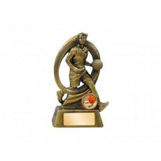 Basketball Raptor Series Resin Trophy