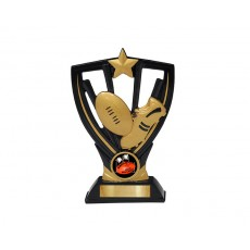 AFL Shield Resin Trophy