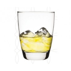 04. Rona Milan Old Fashioned Tumblers, 365ml