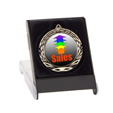 Medal Case - Takes a 40mm, 60mm & 70mm Medallion