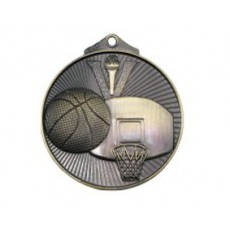 12. Basketball Medal