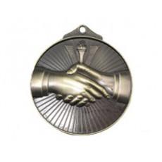 05. Handshake Medal