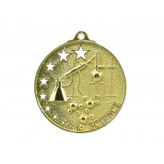 01. Science Star Medal