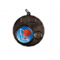 07. Silver Basketball Medal
