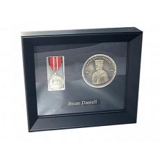 Custom Framed Medal