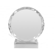 Crystal Starburst Round Award