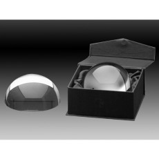 11. Crystal Dome Paperweight