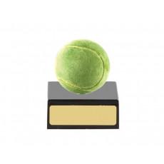 57. Tennis Ball, Black Base