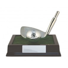 31. Golf Iron & Golf Ball Trophy