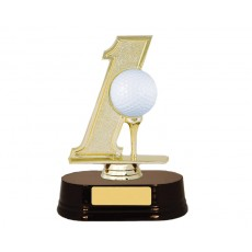 17. Golf Hole In One Trophy