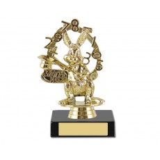 05. Math Wiz Rabbit Trophy, 150mm