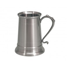 07. Oriental Pewter 'Edwardian' Tankard, 625mls, 22oz