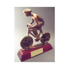 03. Cycling Resin Trophy