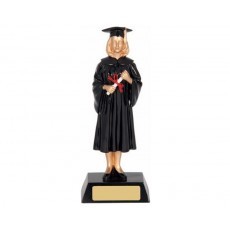 05. Female Graduate Resin Trophy