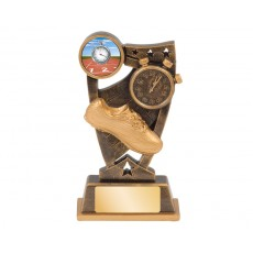 Athletics 'Spirit' Series Resin Trophy