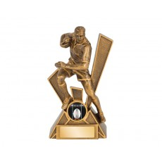 Action Rugby 'Storm' Series Resin Trophy