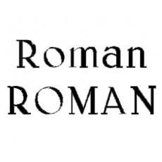 02. ROMAN FONT