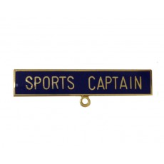 Sports Captain - School Badges