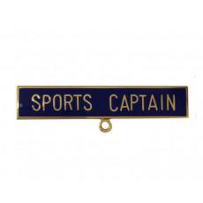 Sports Captain - School Badges