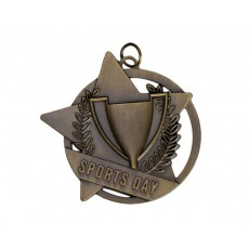 01. Sports Day Star Medallion