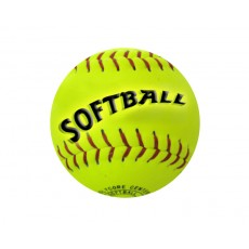Softball Acrylic Button
