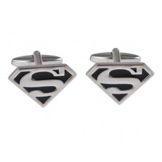11. Mens Cufflinks Superman, Gift Boxed