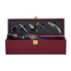 03. Rosewood Wine Gift Box with Tools