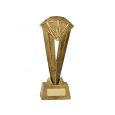 Gold Diamond Resin Award