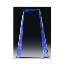 Acrylic Award, Blue Glacier
