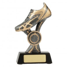 Athletics / Track Raised Shoe Trophy