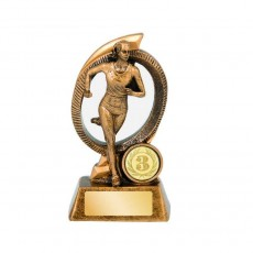 Athletics / Track Runner Female Trophy