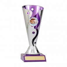 Baseball / Softball Carnival Cup Trophy Purple