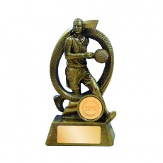 Basketball Female Fusion Series Trophy