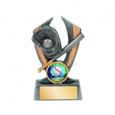 Basketball Galaxy Theme Trophy