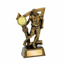 Basketball Male Player Trophy