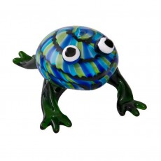 Coloured Glass Frog