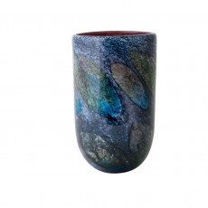 Coloured Glass Vase Klee