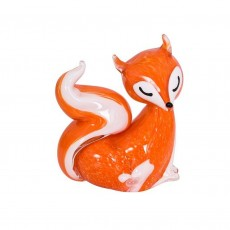 Coloured Glass Fox