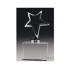 Crystal & Chrome Meta Star Award