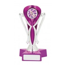Ballet Trophy, Purple & Silver Cup